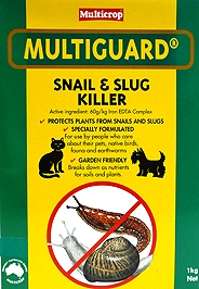 Multiguard Snail and Slug Killer