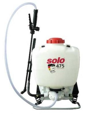 Solo 15LT Backpack Sprayer - PROFESSIONAL